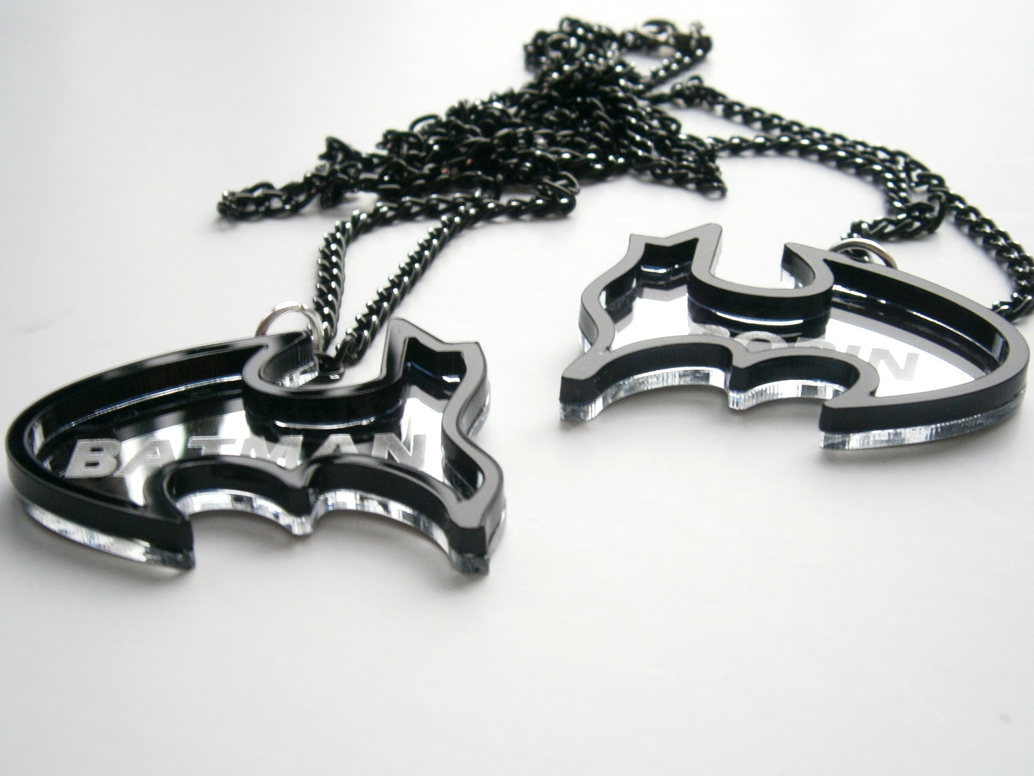 Best Friends Batman Necklaces Inspiring Jewelry SALE