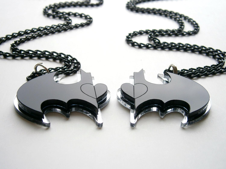 best inspiring batman necklaces