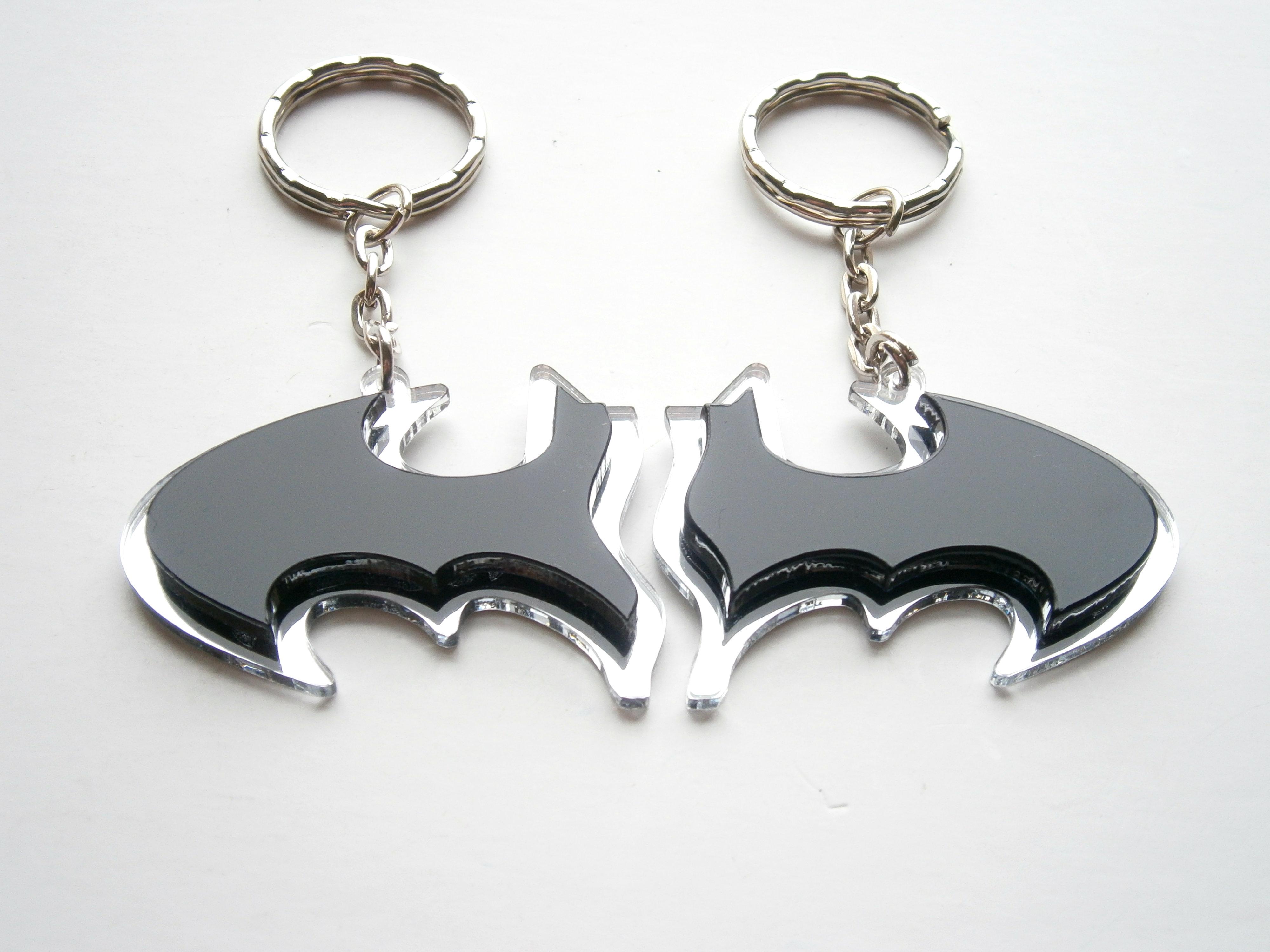 Batman Friendship New Design Keychain