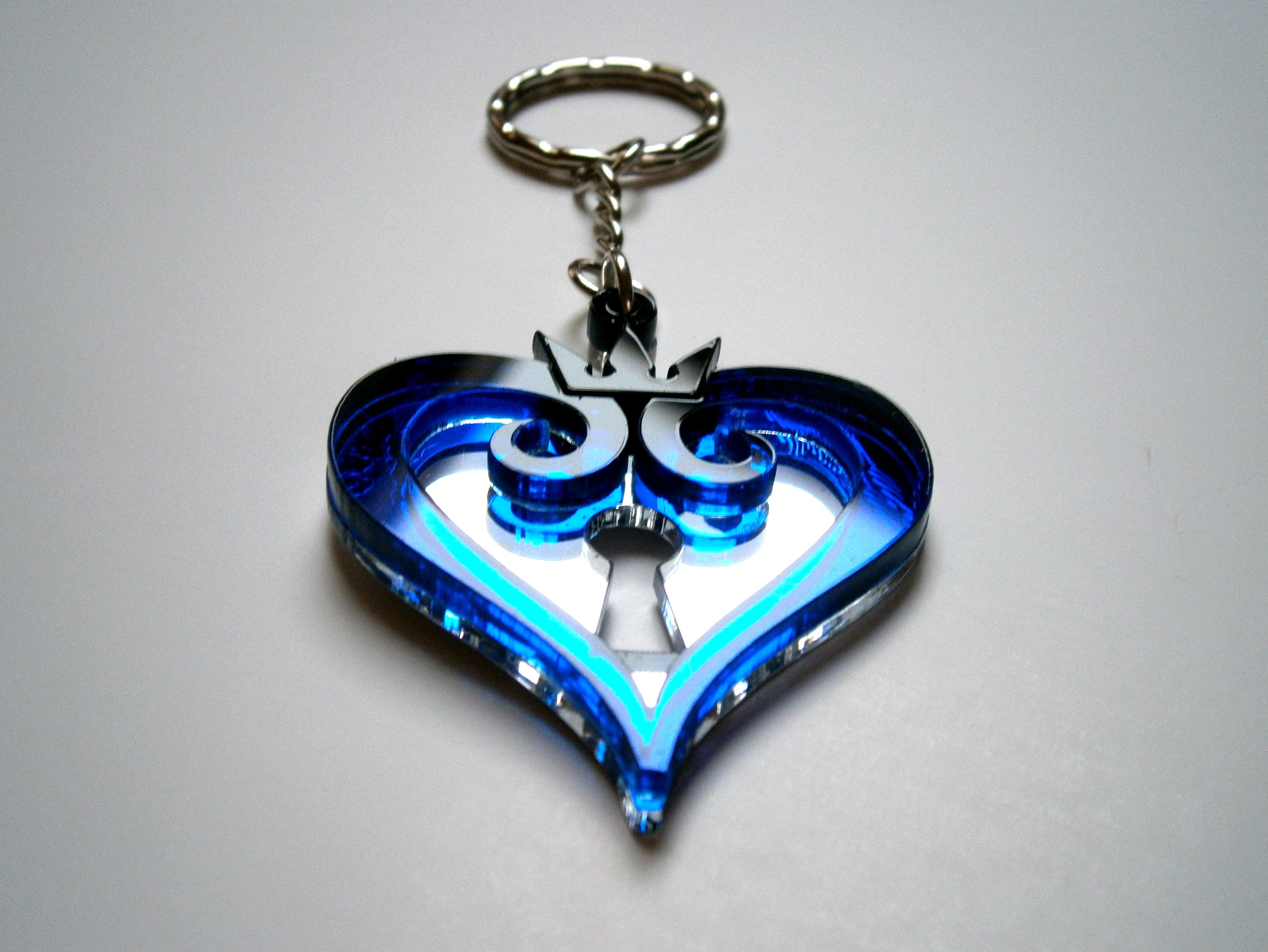 Kingdom Hearts Heartless Necklace Pendant Sale